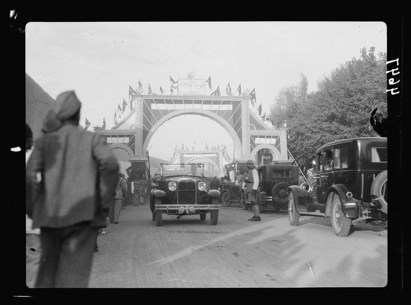 Car Arch