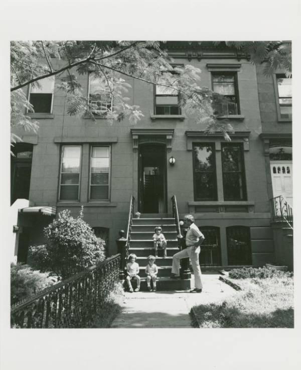 Carroll Gardens Kids 1978
