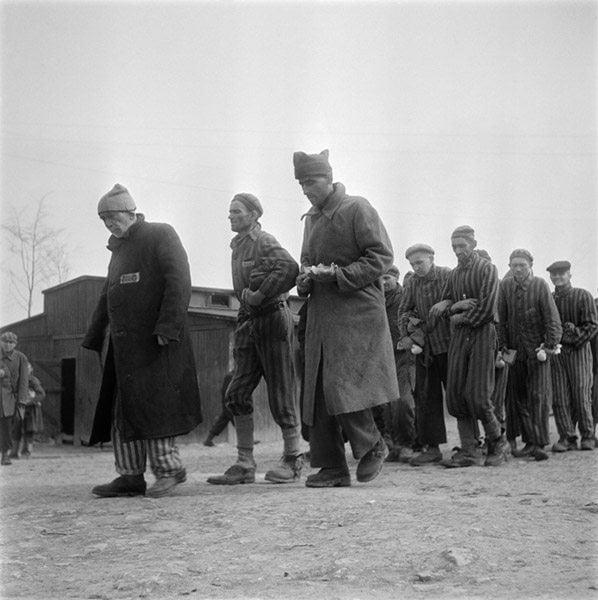 Concentration Camp Survivors