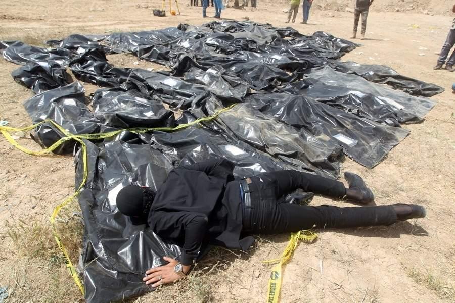 Corpses On Ground