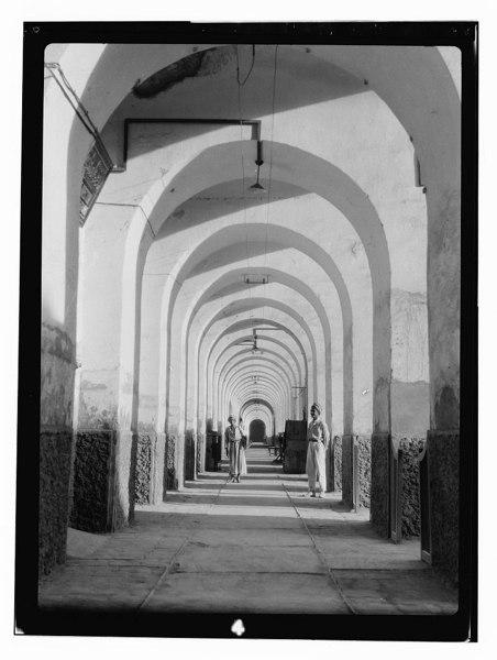 Corridor Arches