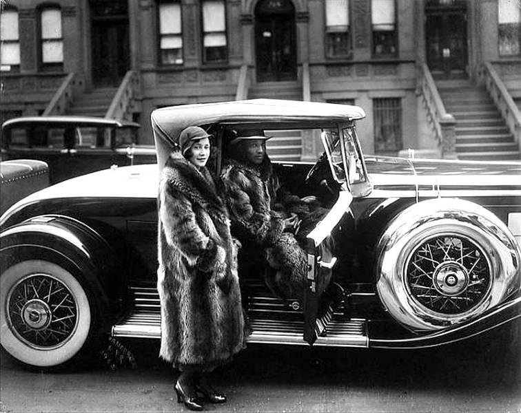 Couple Harlem 1932