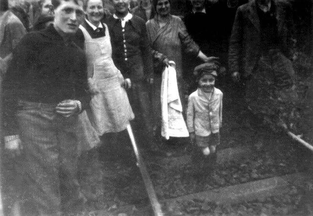 Death Train 1945 Tracks