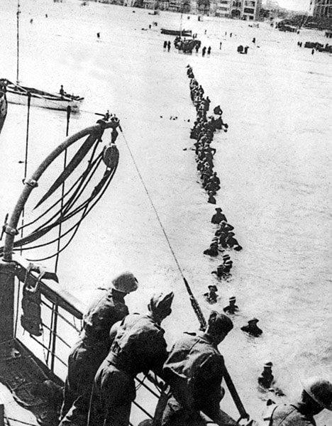 Dunkirk Photograph