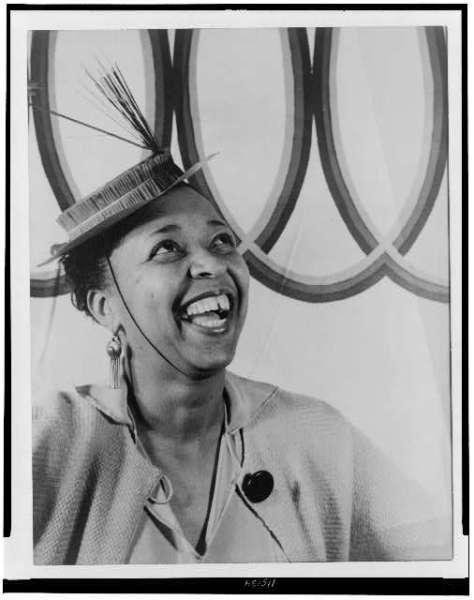 Ethel Waters Van Vetchen