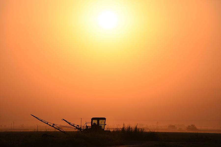 Farm Equipment Nitrates