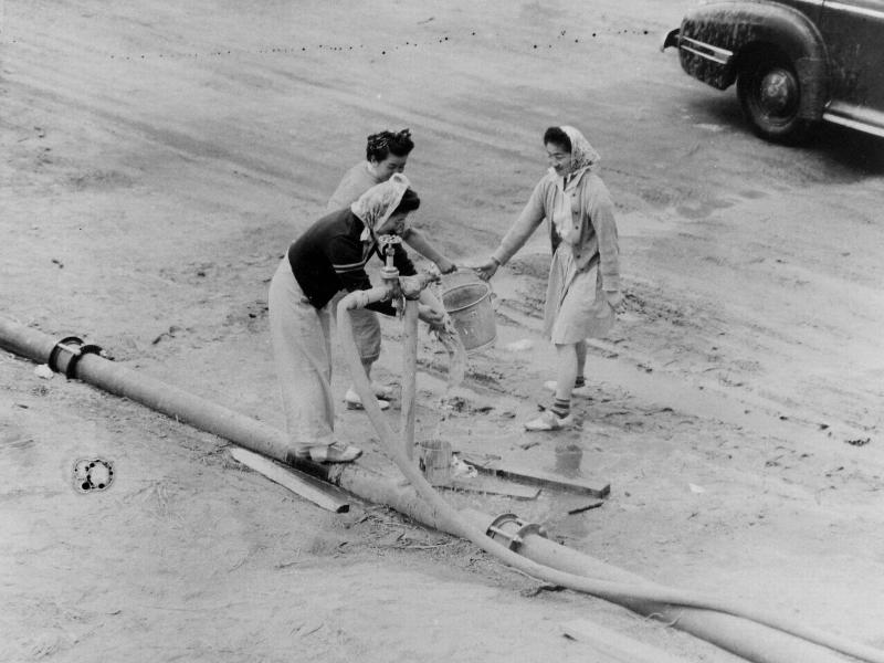 Fetching Water Clem Albers