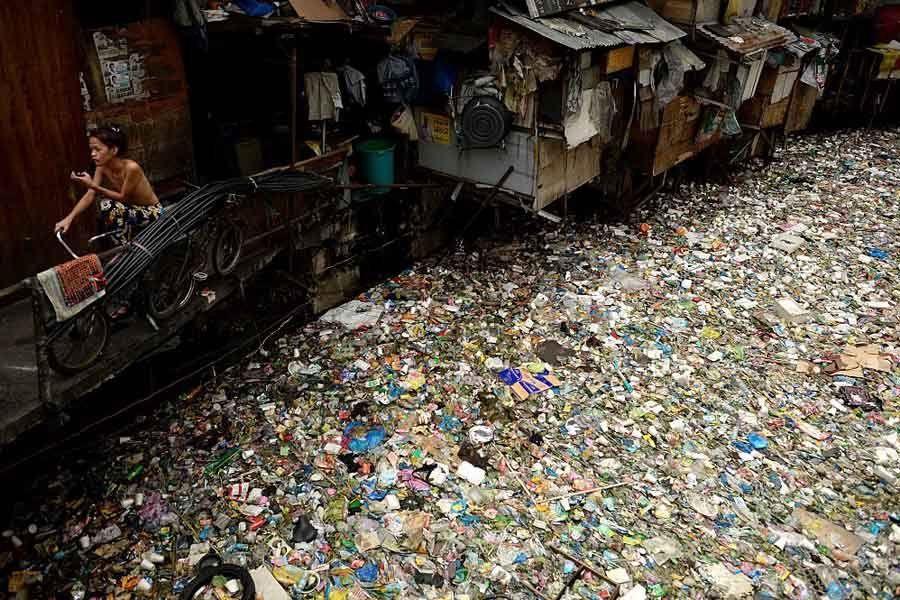 Garbage River