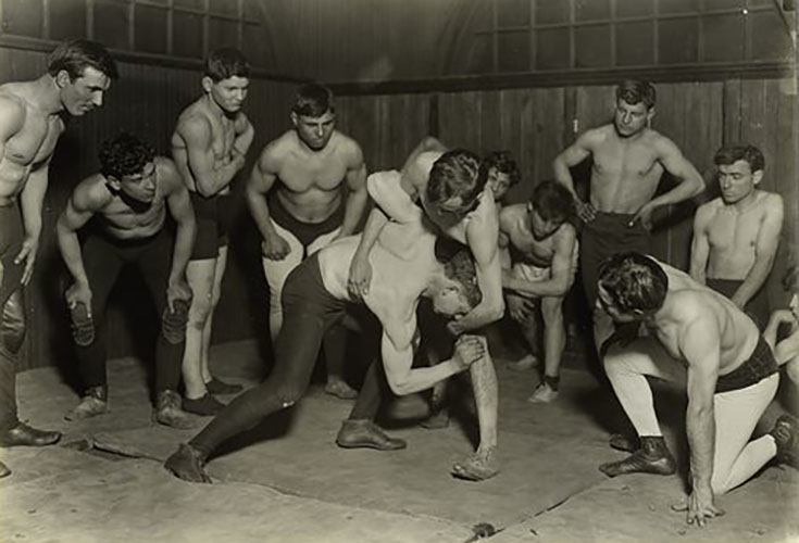 Greek Wrestling Club