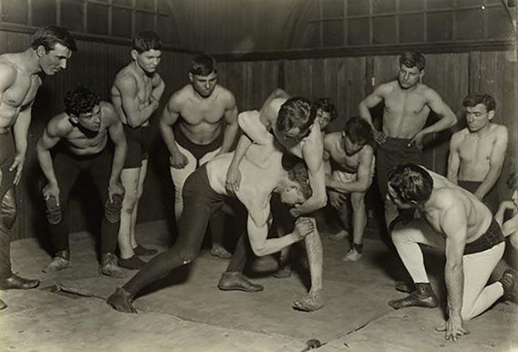Greek Wrestling Club