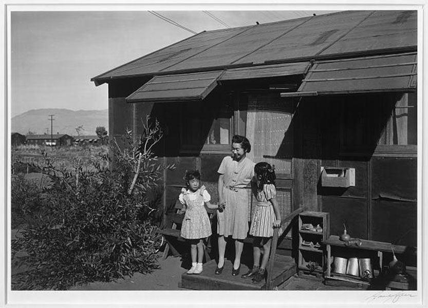 Internment Camp House