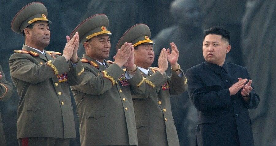 Kim Jong Un Clapping