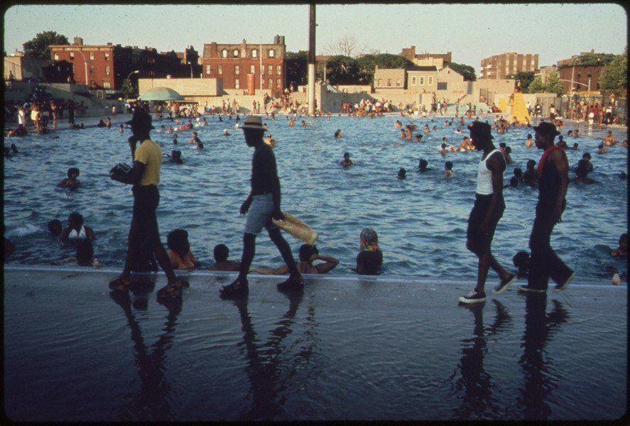 Kosciusko Pool