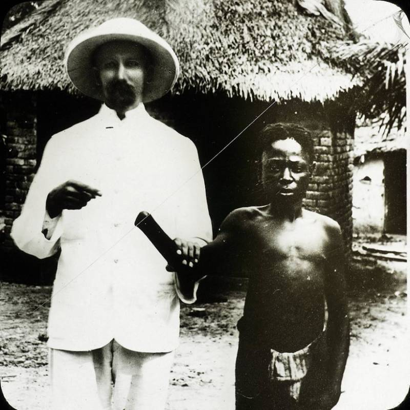 Horrors Overseen By King Leopold II