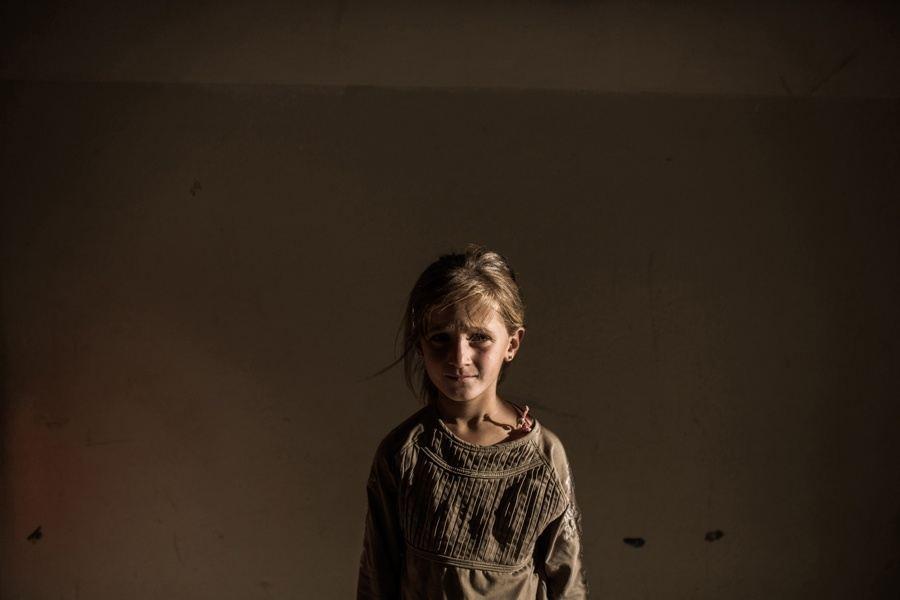 Little Girl Wall
