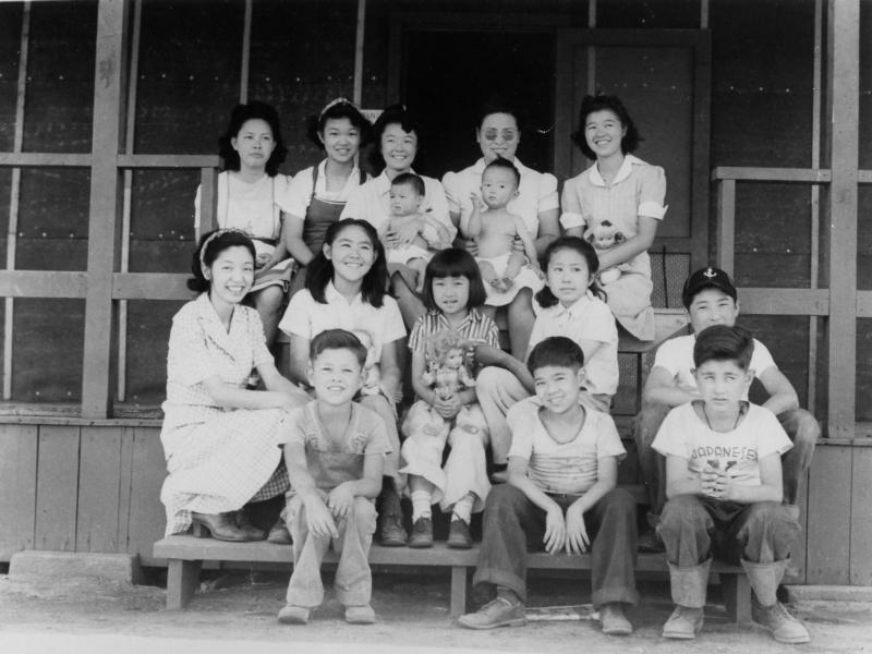 Manzanar Childrens Village Dorothea Lange