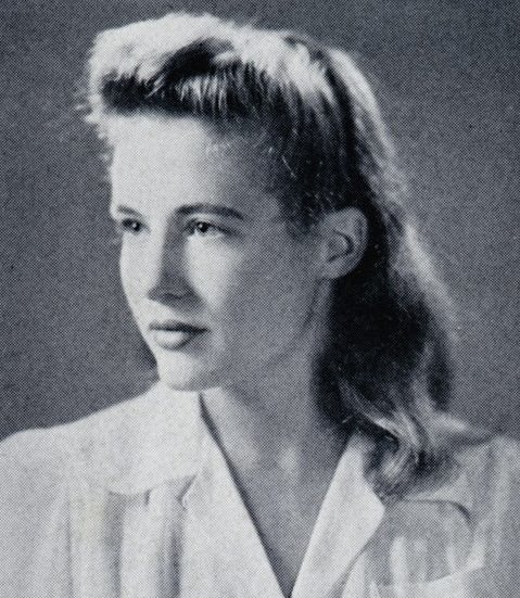 Mary Pinchot Meyer In 1942