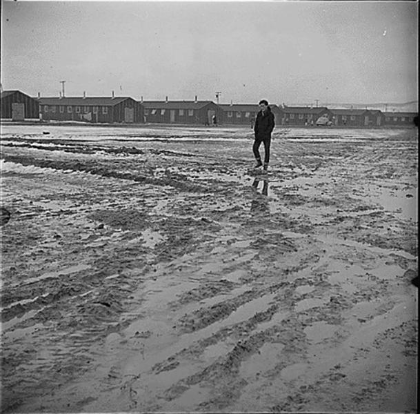 Mud Tule Lake Relocation Center