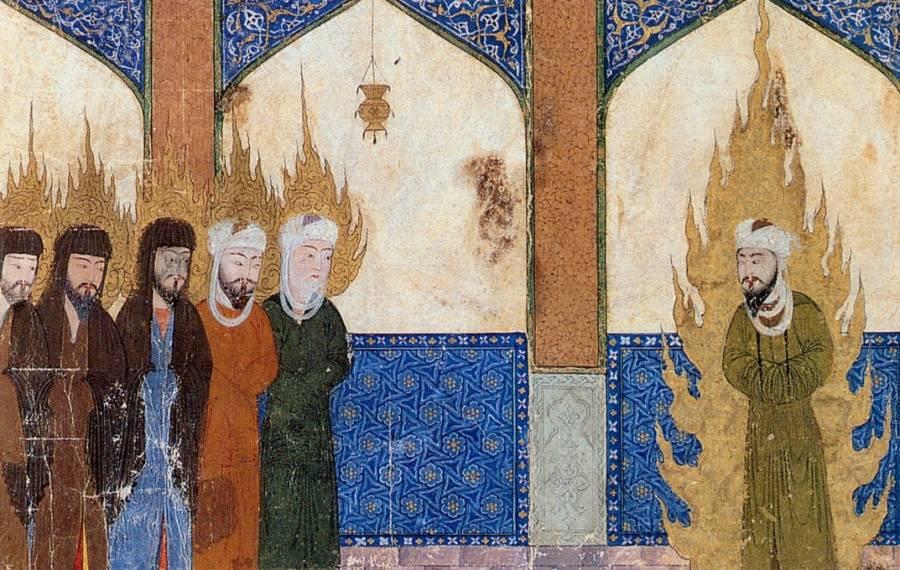 Muhammad Jesus