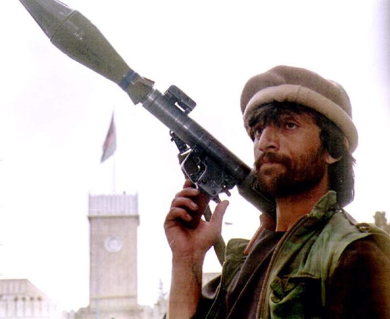 Mujahedeen Soldier