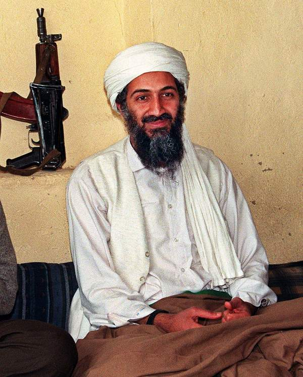 Osama Bin Laden Photograph