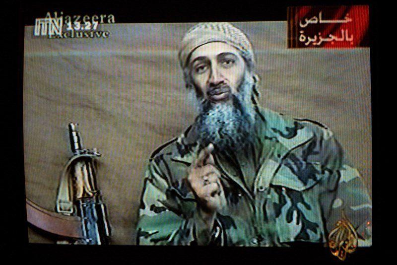 Osama Bin Laden Video Tape