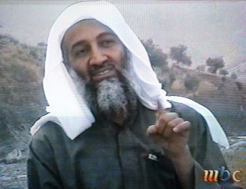 Osama Bin Laden Video