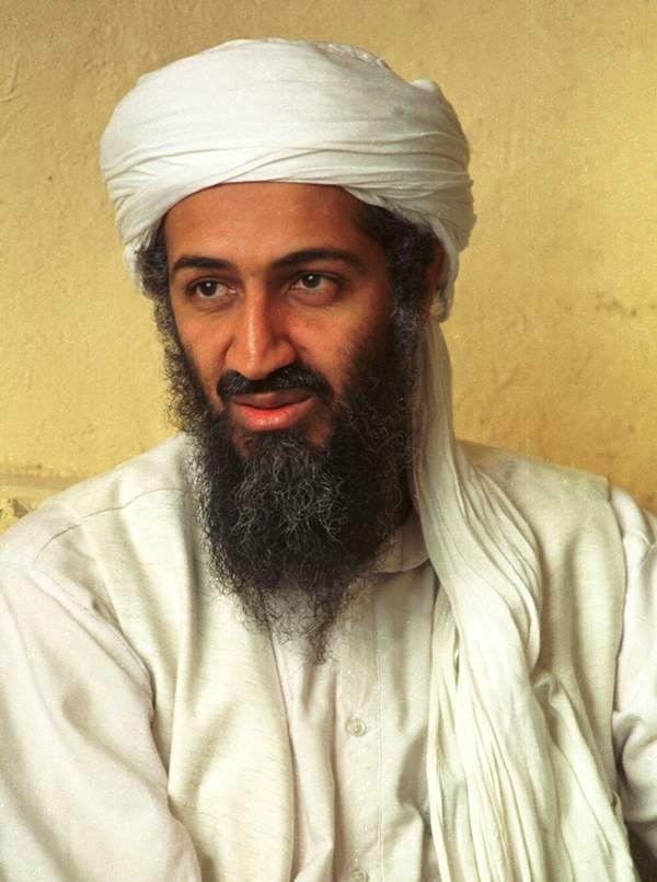Photo Of Bin Laden