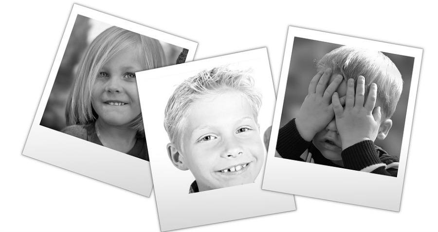Photos Children Black And White