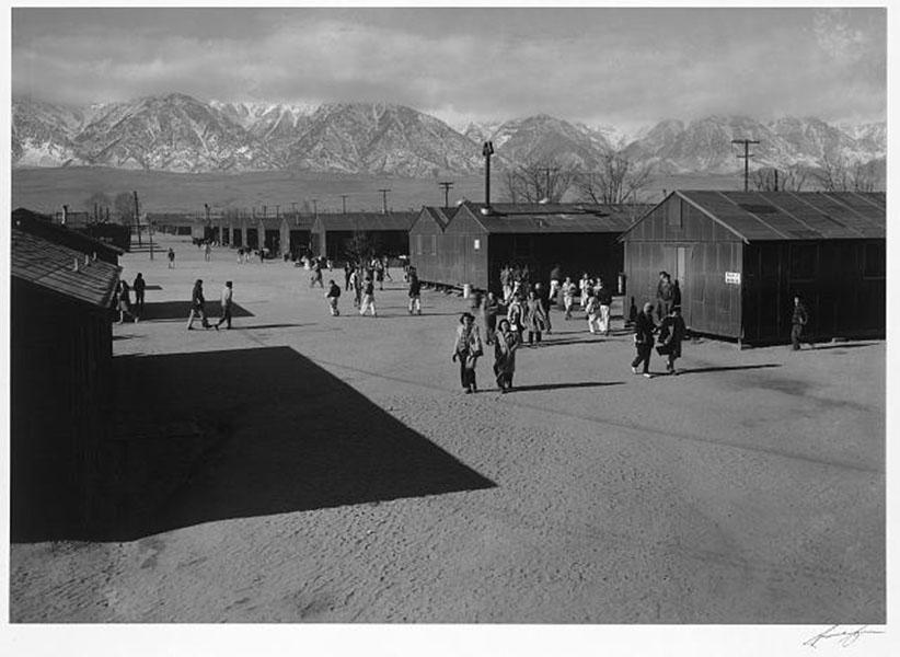 Recess Internment Camp