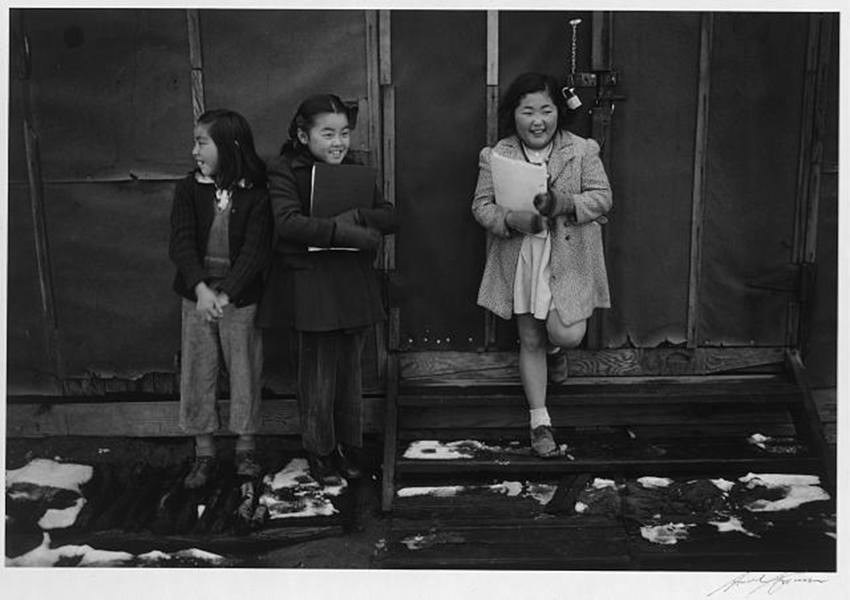 School Girls Internment