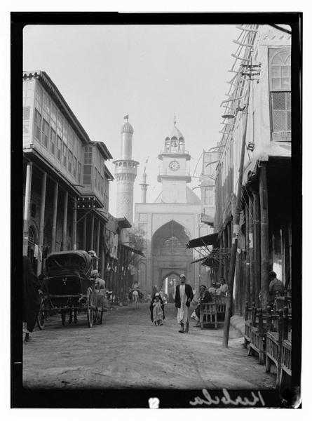 Several Minarets