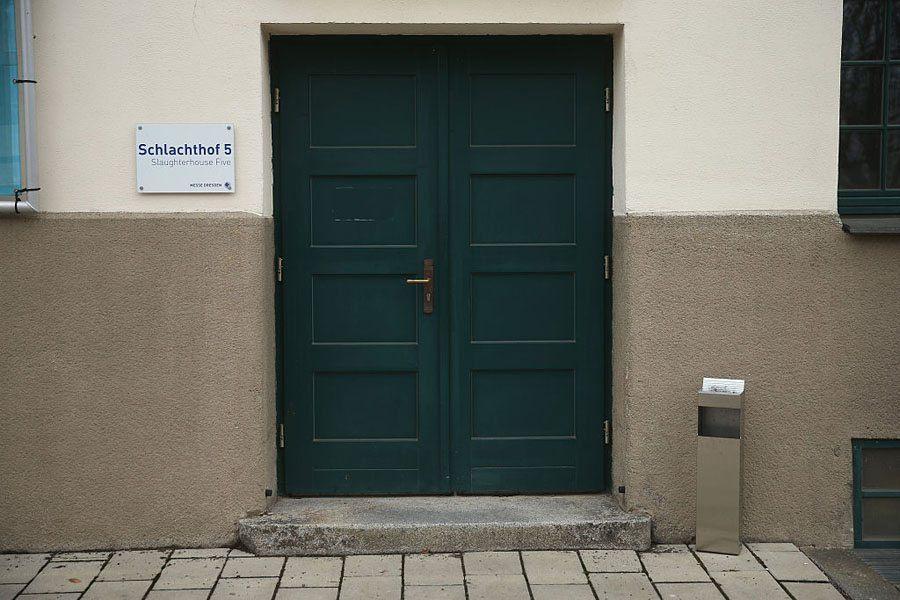Slaughterhouse Five Door