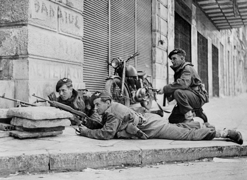 Greece During World War 2
