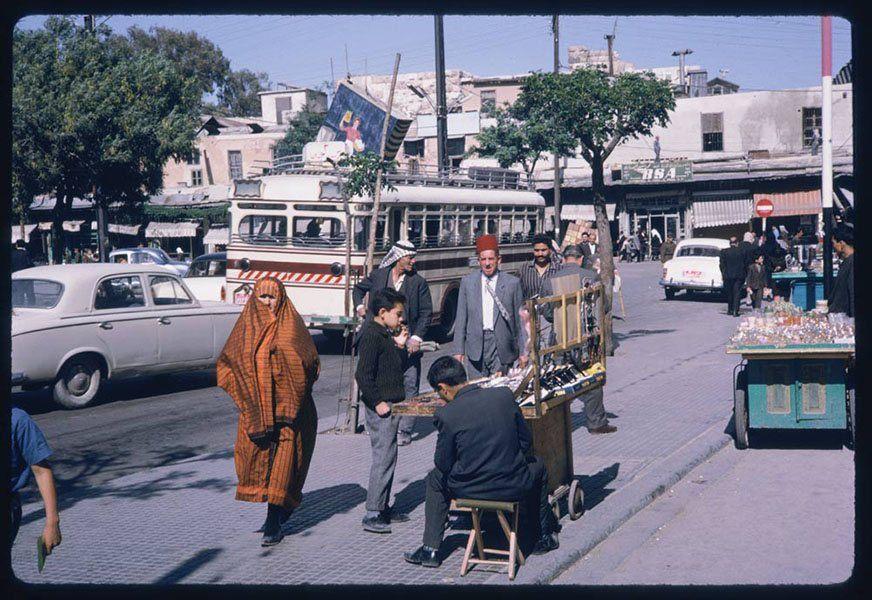 Syria Bus