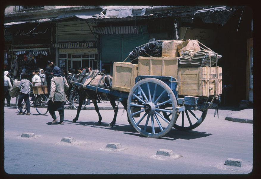 Syria Cart