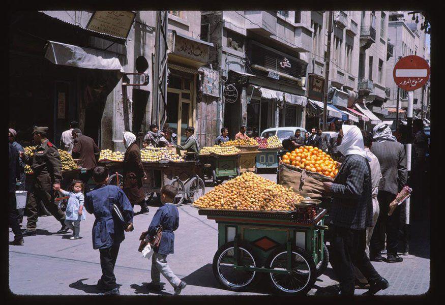 Syria Produce