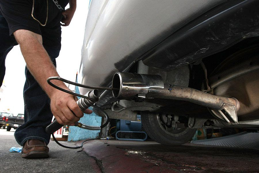 Testing Emissions