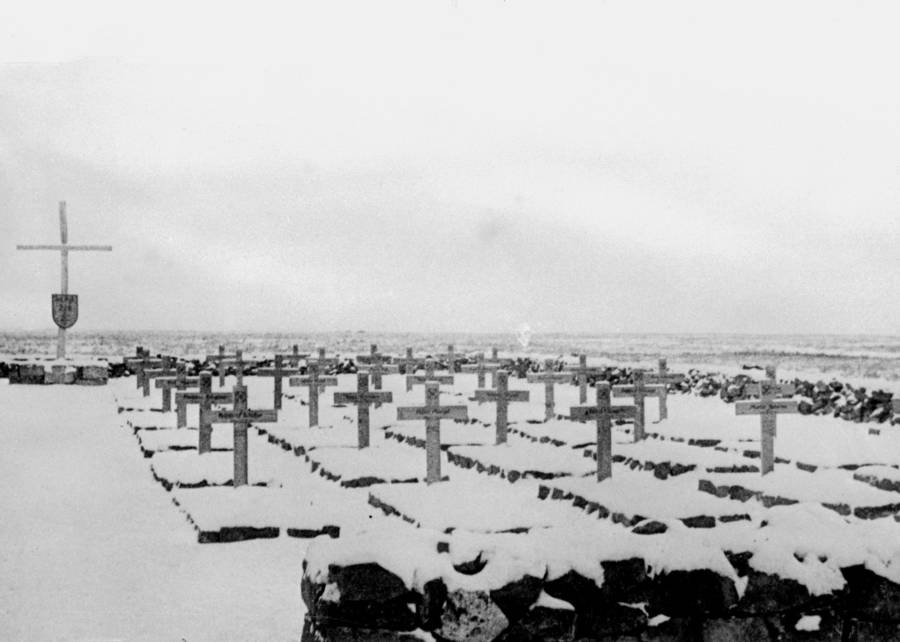World War 2 Facts Graveyard