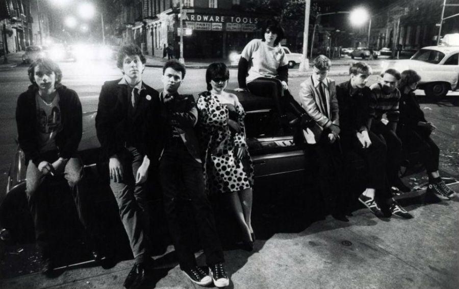 1970s Punk Scene