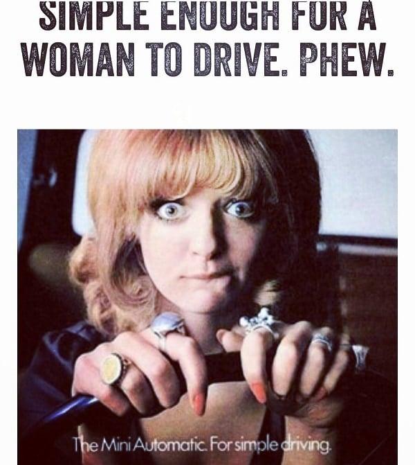 1971 Mini Ad