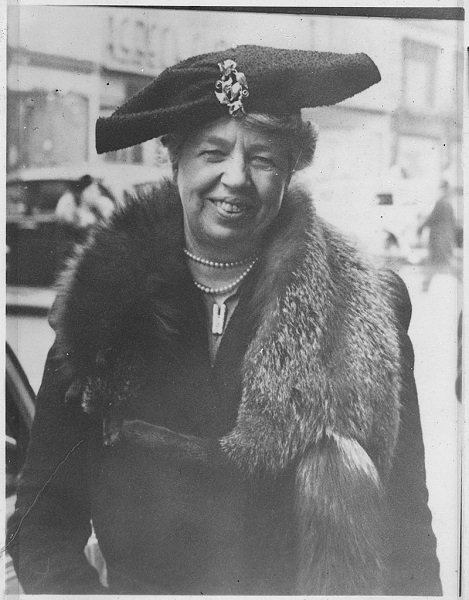 Eleanor Roosevelt On The Purpose Of Life