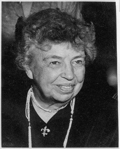 Eleanor Roosevelt United_nations Paris 1951