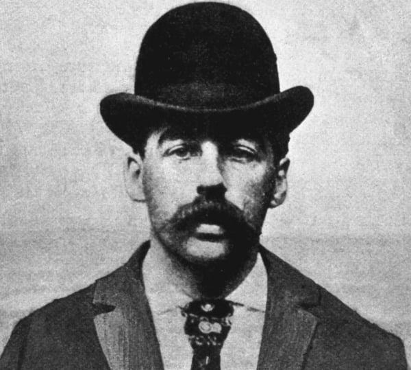 H H Holmes Notorious Serial Killer