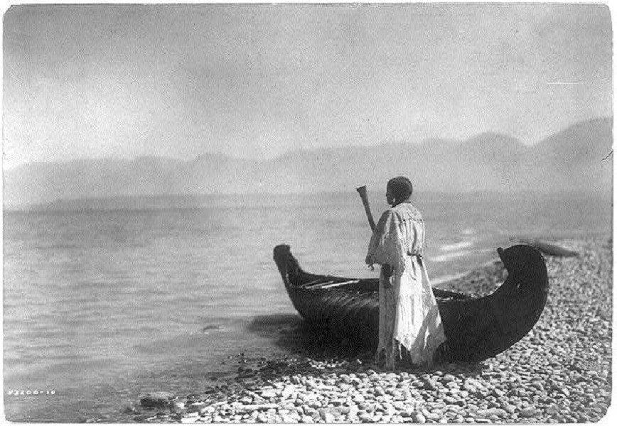 Kutenai Woman
