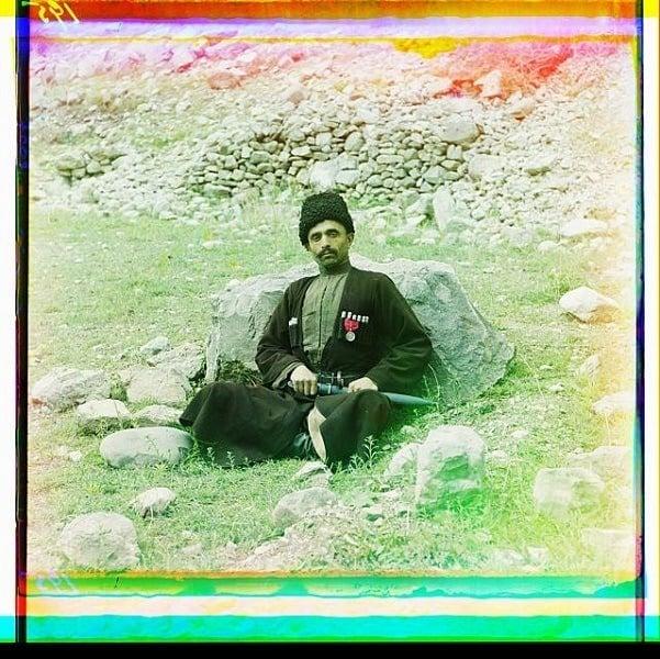 Sunni Muslim Man