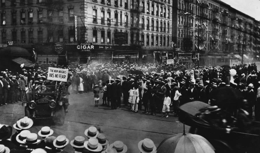 Unia Parade 1920
