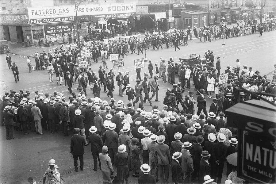 Unia Parade 1930