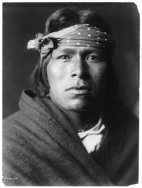 Acoma Man