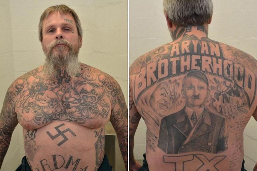 Hitler Tattoos